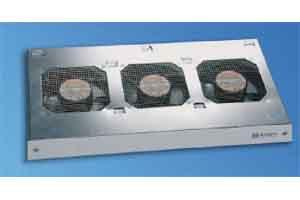 Knurr CoolBlastT ,3 ventilátory, termostat