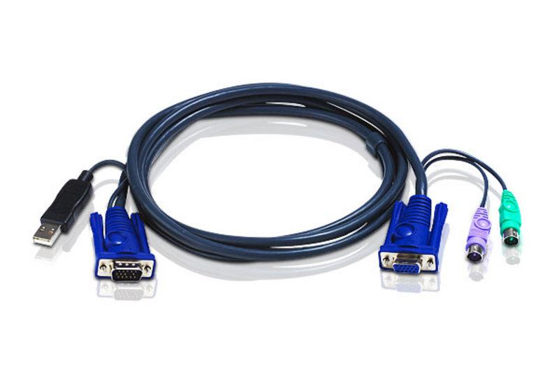 ATEN KVM kabel 3 metry
