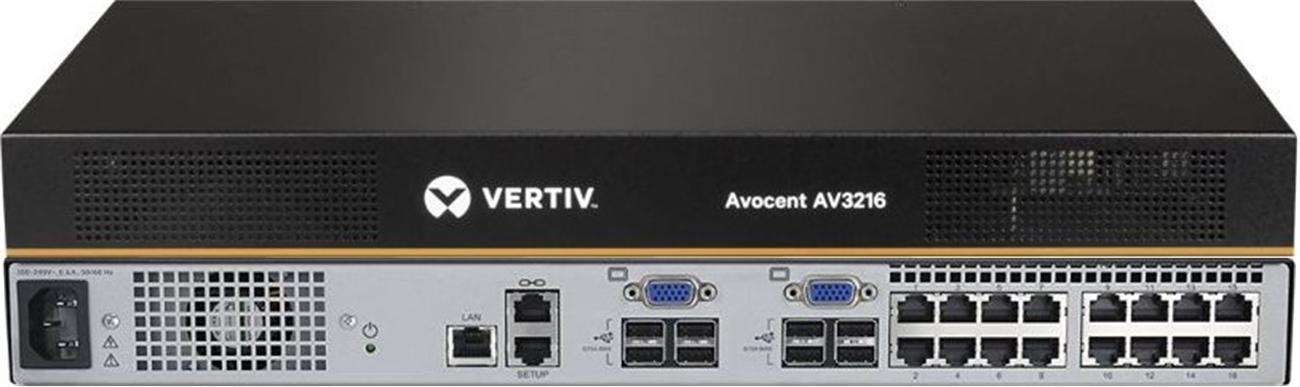 Avocent AutoView 3216 2x16