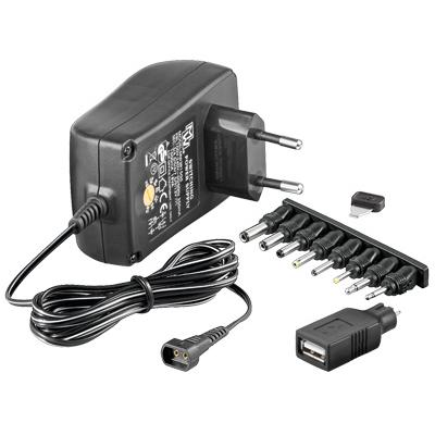 Univerzální napájecí adaptér 230V/3-12V - ppadapter-01