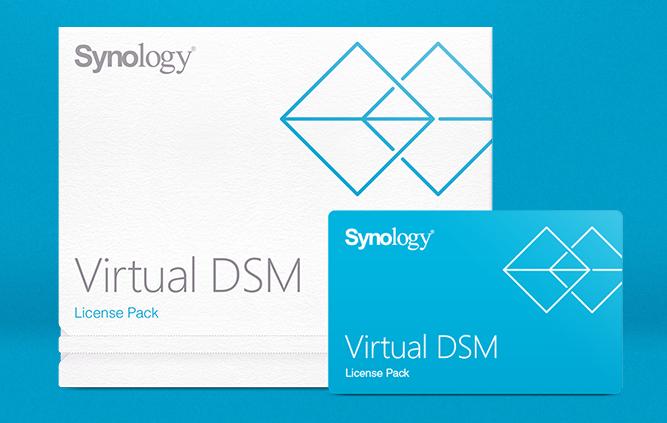 Synology Virtual DSM - Virtual DSM License