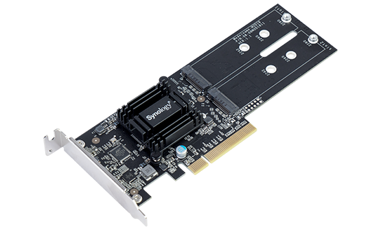 Synology Adaptér  M.2 SSD M2D18 - M2D18