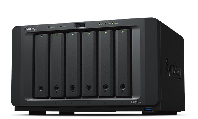 Synology DS1621xs+ Disk Station - DS1621xs+