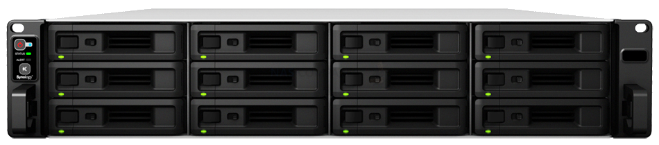 Synology RS2421+ Rack Station - RS2421+