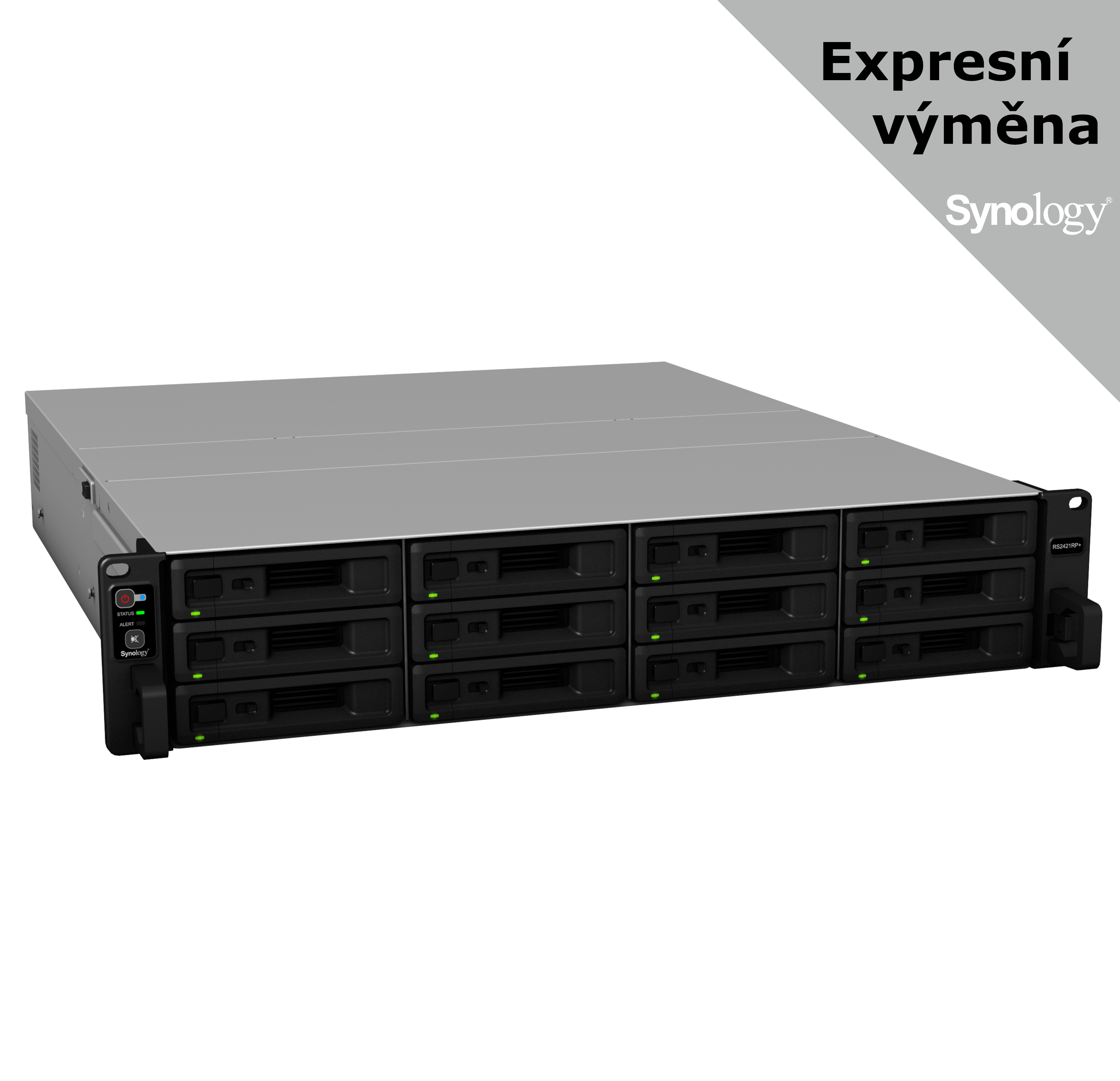 Synology RS2421RP+ Rack Station - RS2421RP+