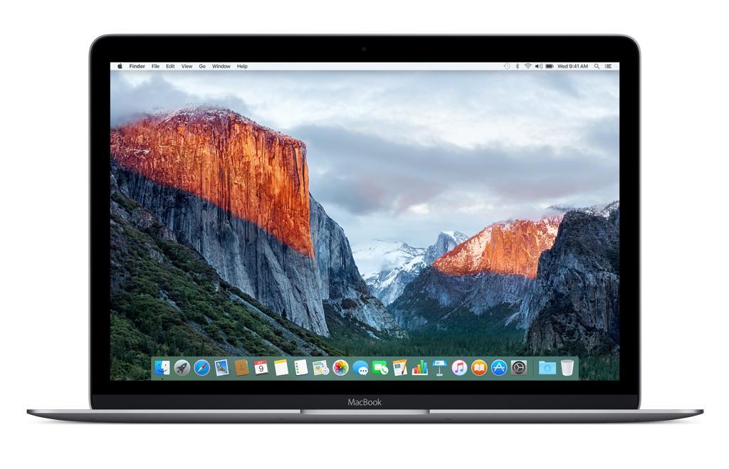 MacBook 12'' Core M3 1.1GHz/8GB/256GB/CZ Space G.