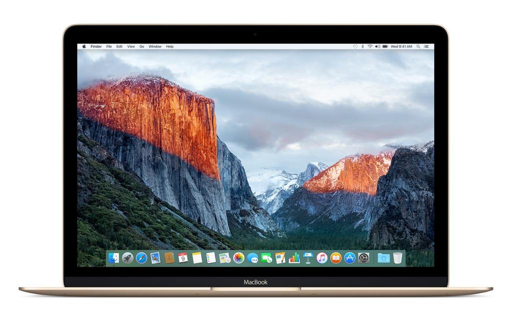 MacBook 12'' Core M3 1.1GHz/8GB/256GB/CZ Gold