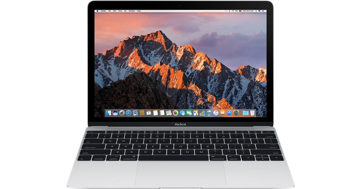 MacBook 12'' M3 1.2GHz/8GB/256GB/CZ Silver