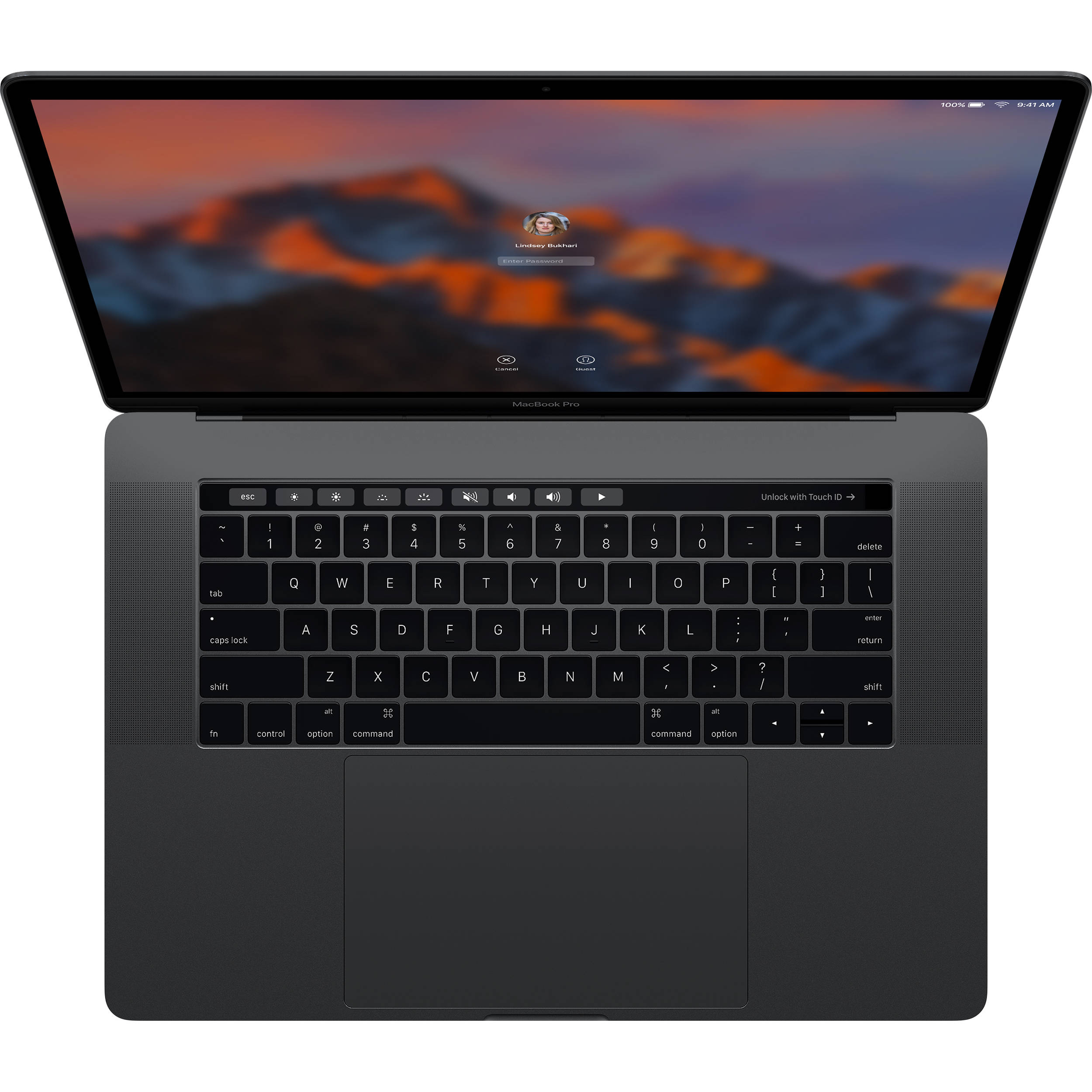 MPTT2SL/A MacBook Pro 15'' i7 2.9GHz/16G/512/TB/SK/Sp Gray