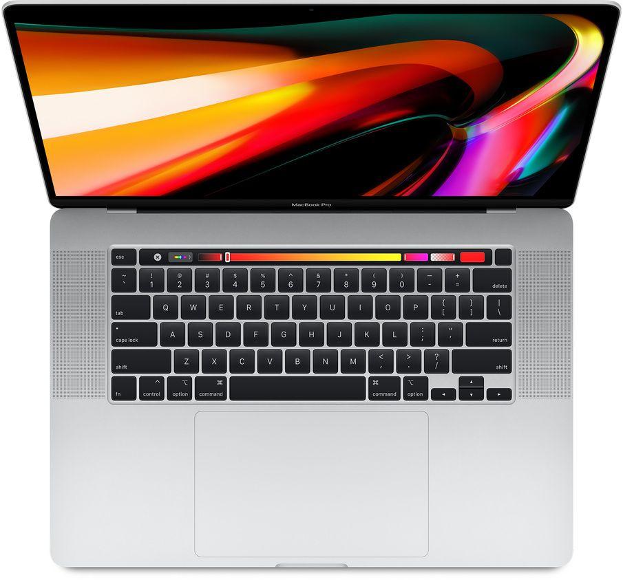 Apple MacBook Pro 16'' i9 2.3GHz/16G/1T/TB/SK/Silver - MVVM2SL/A