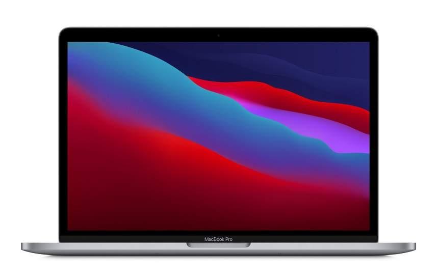 Apple MacBook Pro 13'' M1 8C CPU/8C GPU/8G/256/TB/SK/SPG - MYD82SL/A