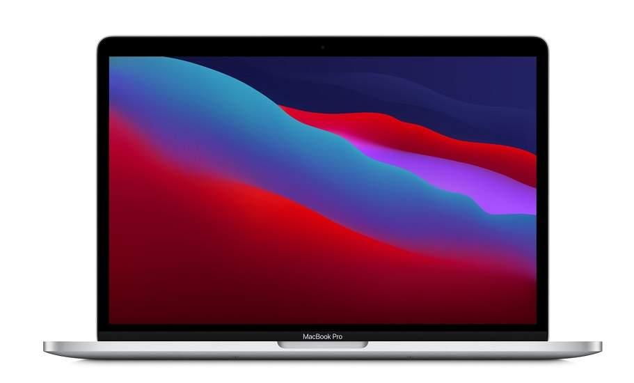 Apple MacBook Pro 13'' M1 8C CPU/8C GPU/8G/256/TB/SK/SLV - MYDA2SL/A