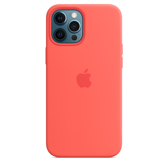 iPhone 12 Pro Max Silicone Case MagSafe P.Cit. /SK - MHL93ZM/A