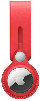AirTag Leather Loop - (PRODUCT)RED / SK - MK0V3ZM/A