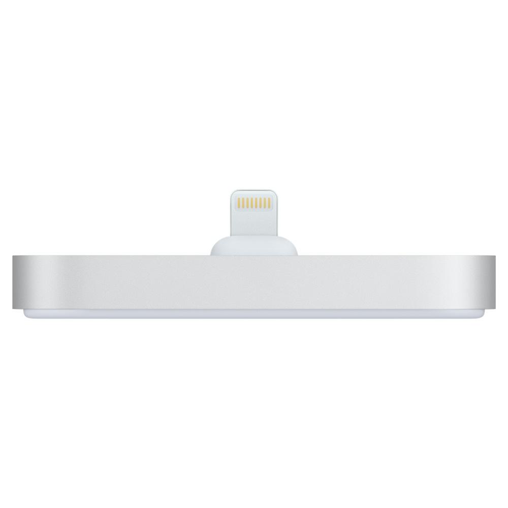 iPhone Lightning Dock Silver
