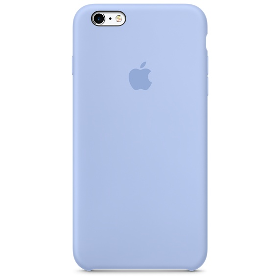 iPhone 6s Plus Silicone Case - Lilac