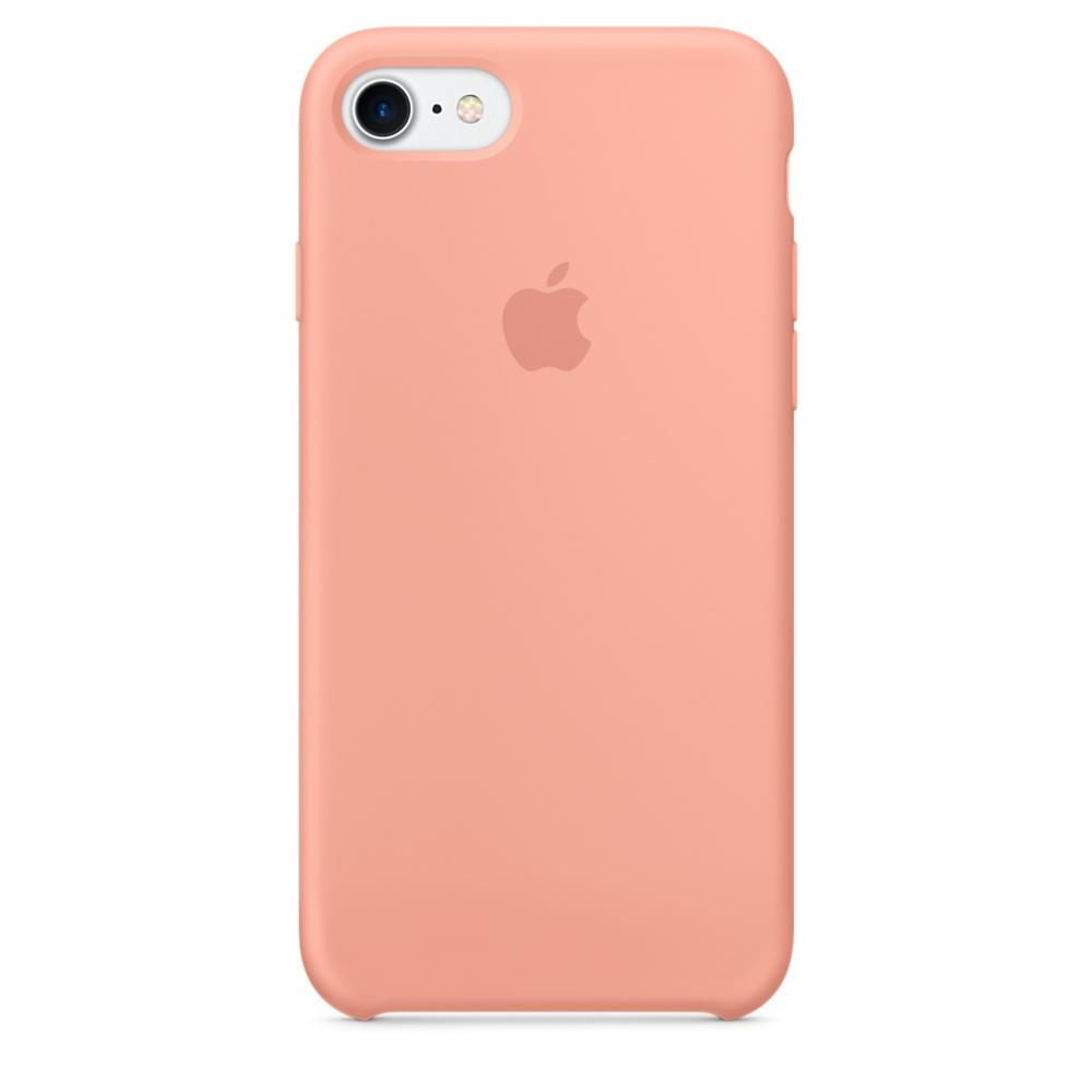 iPhone 7 Silicone Case - Flamingo