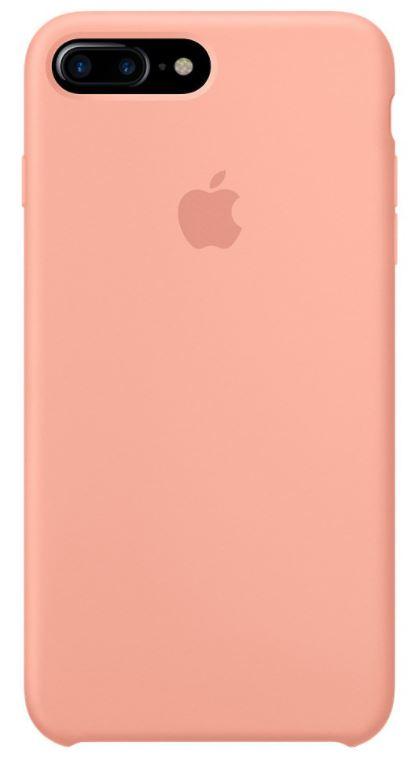 iPhone 7 Plus Silicone Case - Flamingo