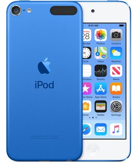iPod touch 128GB - Blue - MVJ32HC/A
