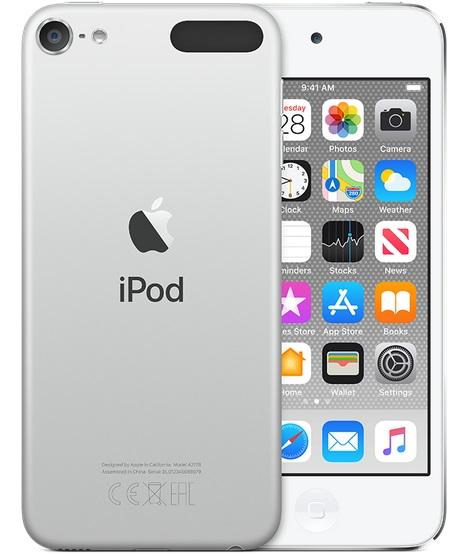 iPod touch 128GB - Silver - MVJ52HC/A