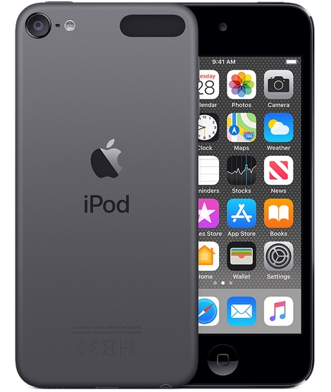 iPod touch 128GB - Space Grey - MVJ62HC/A