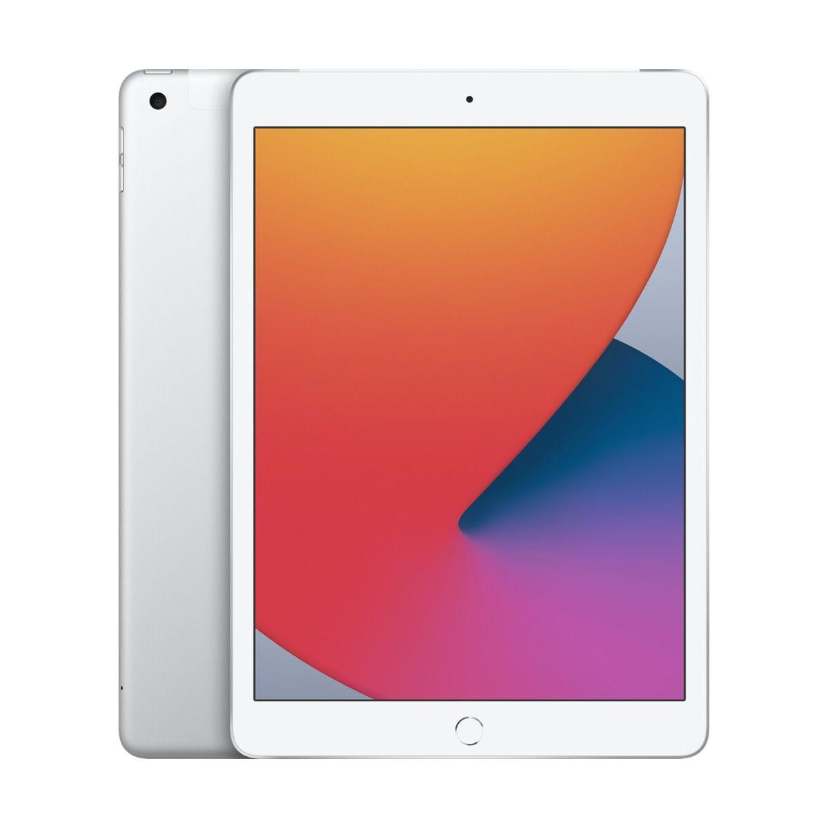 Apple iPad Wi-Fi+Cell 32GB - Silver - MYMJ2FD/A