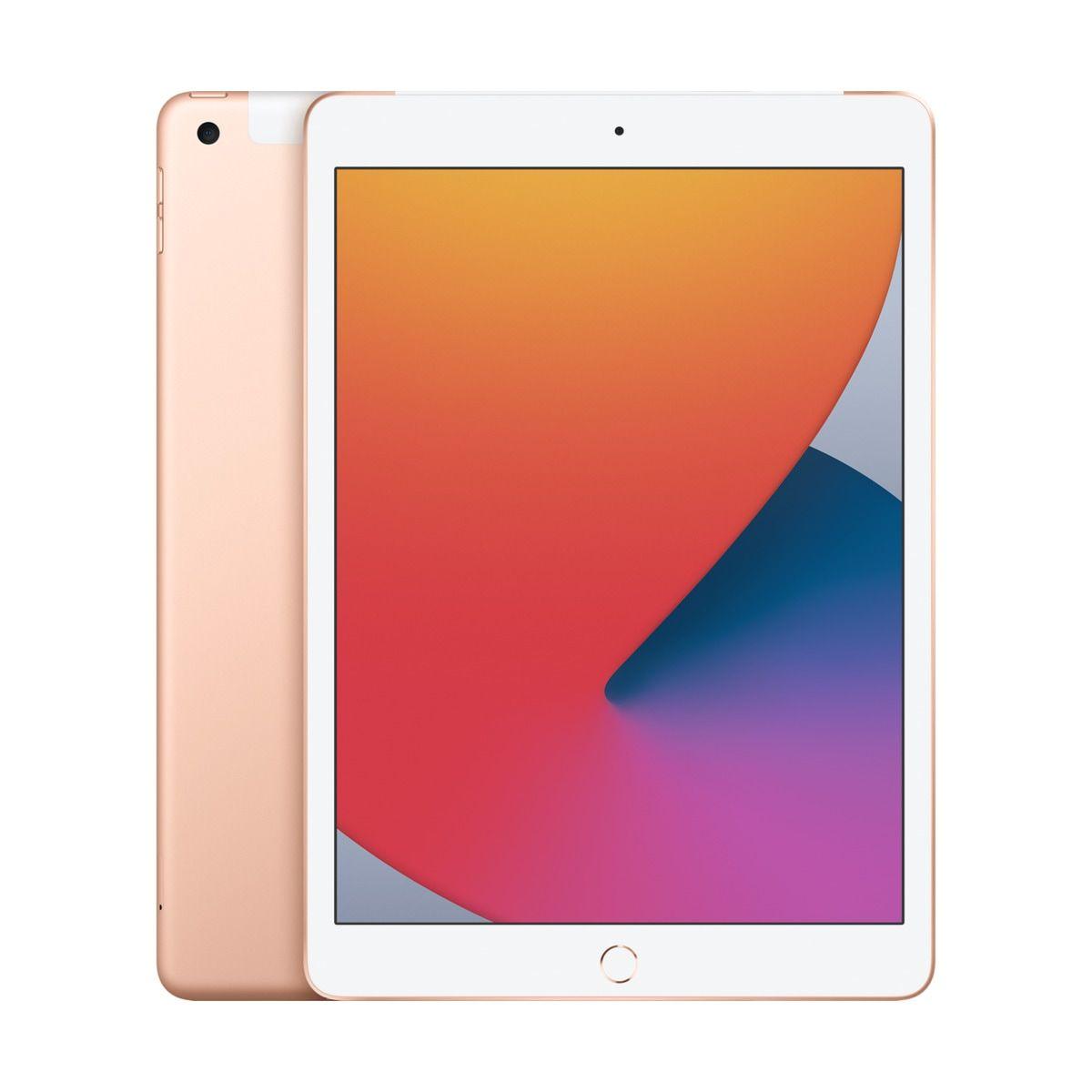 Apple iPad Wi-Fi+Cell 128GB - Gold - MYMN2FD/A
