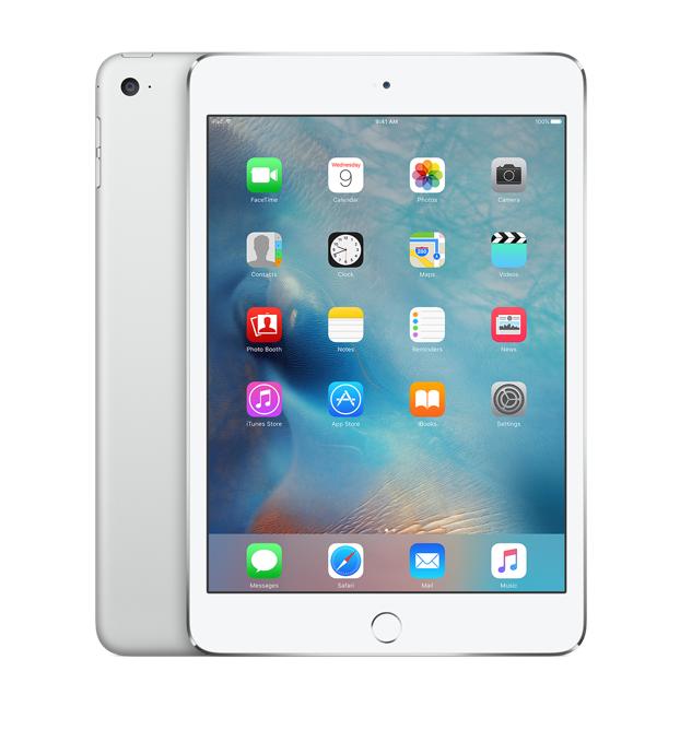 iPad mini 4 Wi-Fi 32GB Silver