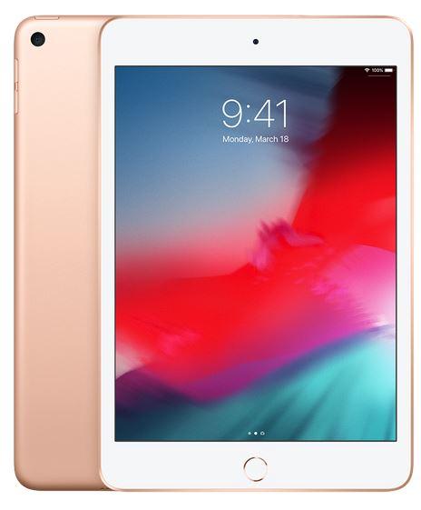 Apple iPad mini Wi-Fi + Cellular 256GB - Gold - MUXE2FD/A