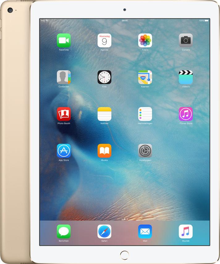iPad Pro Wi-Fi 256GB Gold