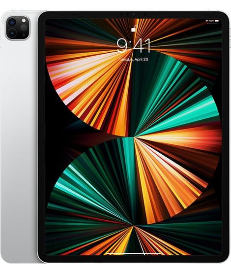 12.9'' M1 iPad Pro Wi-Fi + Cell 128GB - Silver - MHR53FD/A
