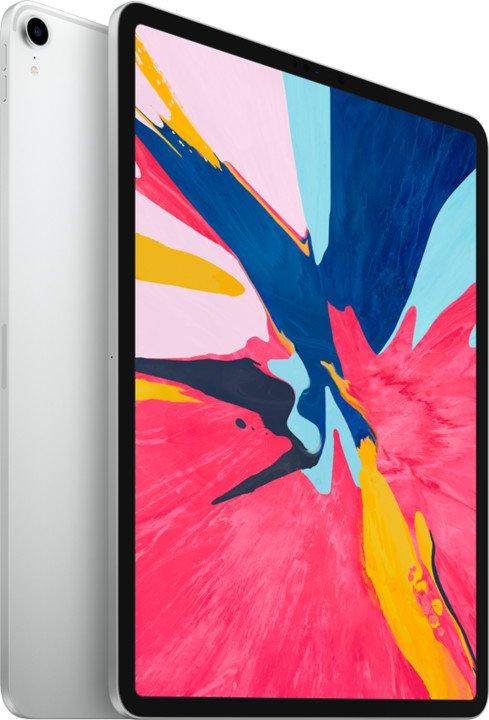 12.9'' iPad Pro Wi-Fi + Cellular 64GB - Silver