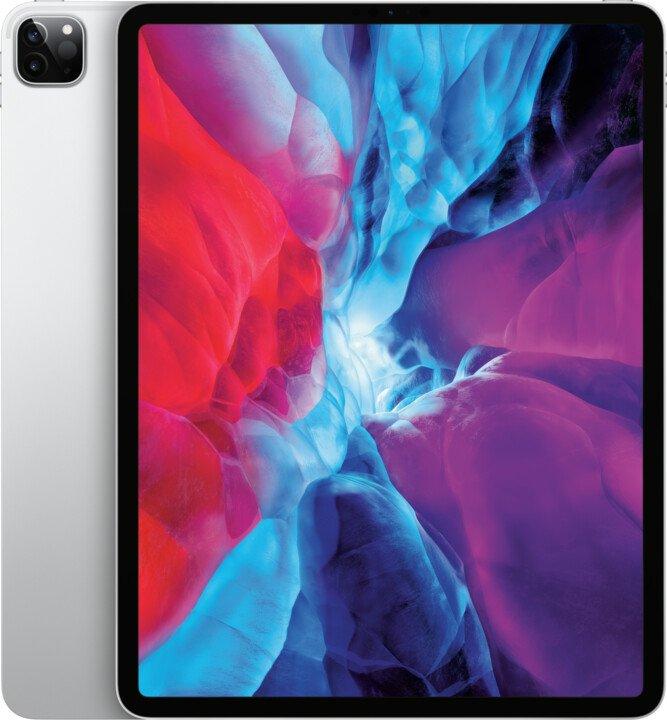 12,9' iPad Pro Wi-Fi + Cell 128GB - Silver