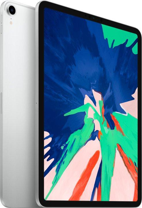 11' iPad Pro Wi-Fi + Cell 64GB - Silver