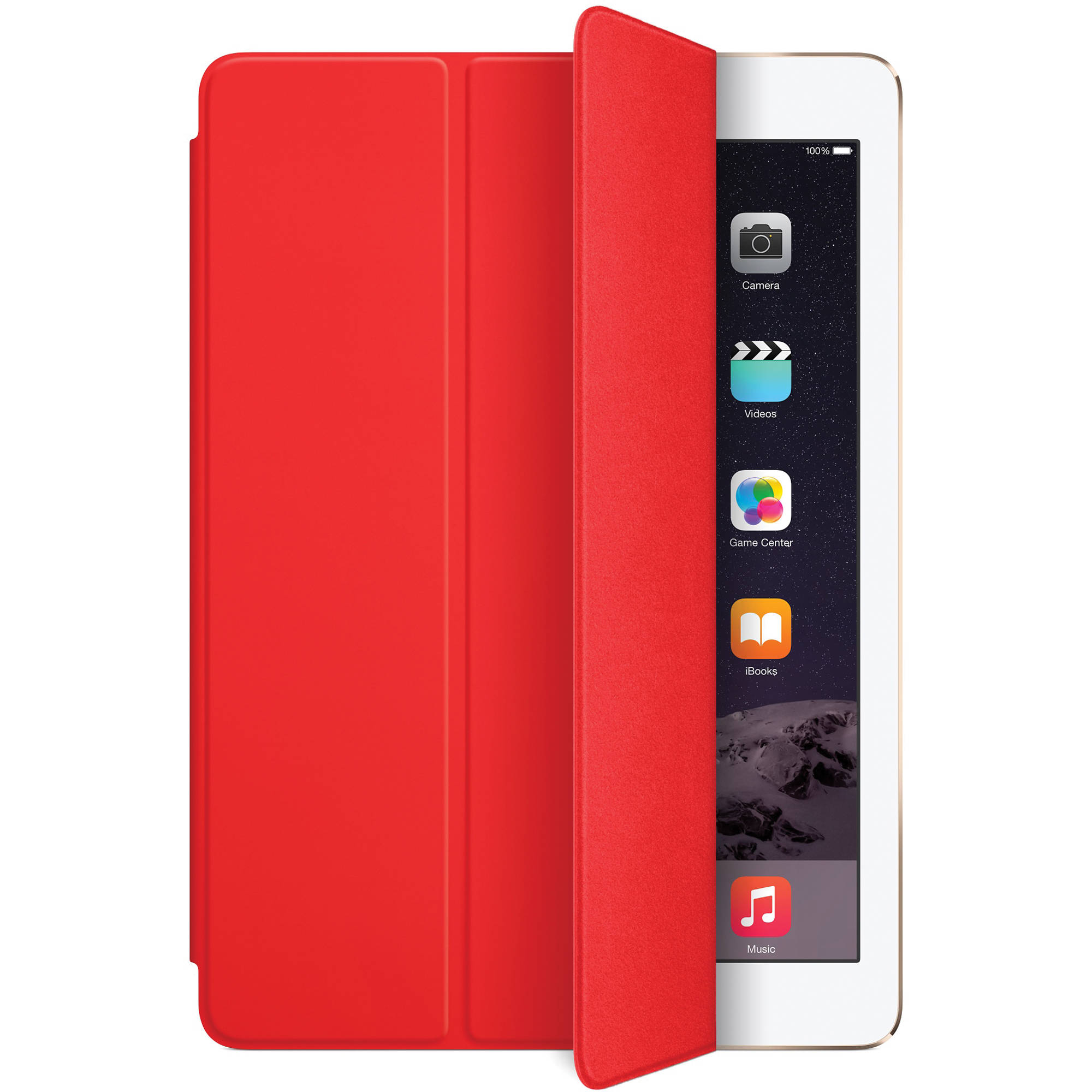 iPad Air Smart Cover Red