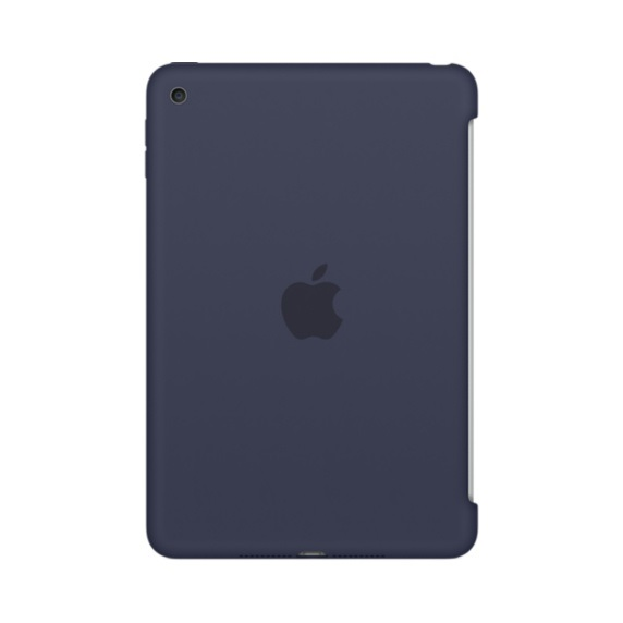 iPad mini 4 Silicone Case Midnight Blue