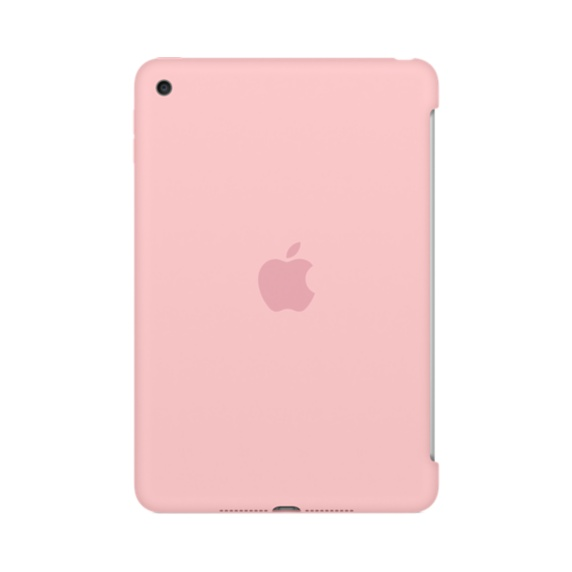iPad mini 4 Silicone Case Pink