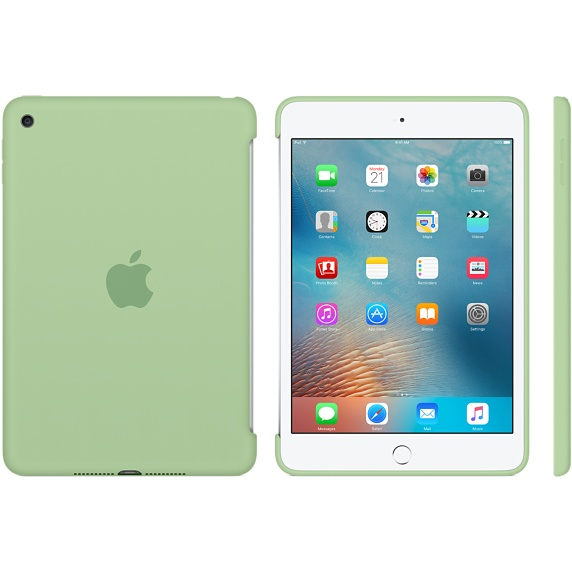 iPad mini 4 Silicone Case - Mint