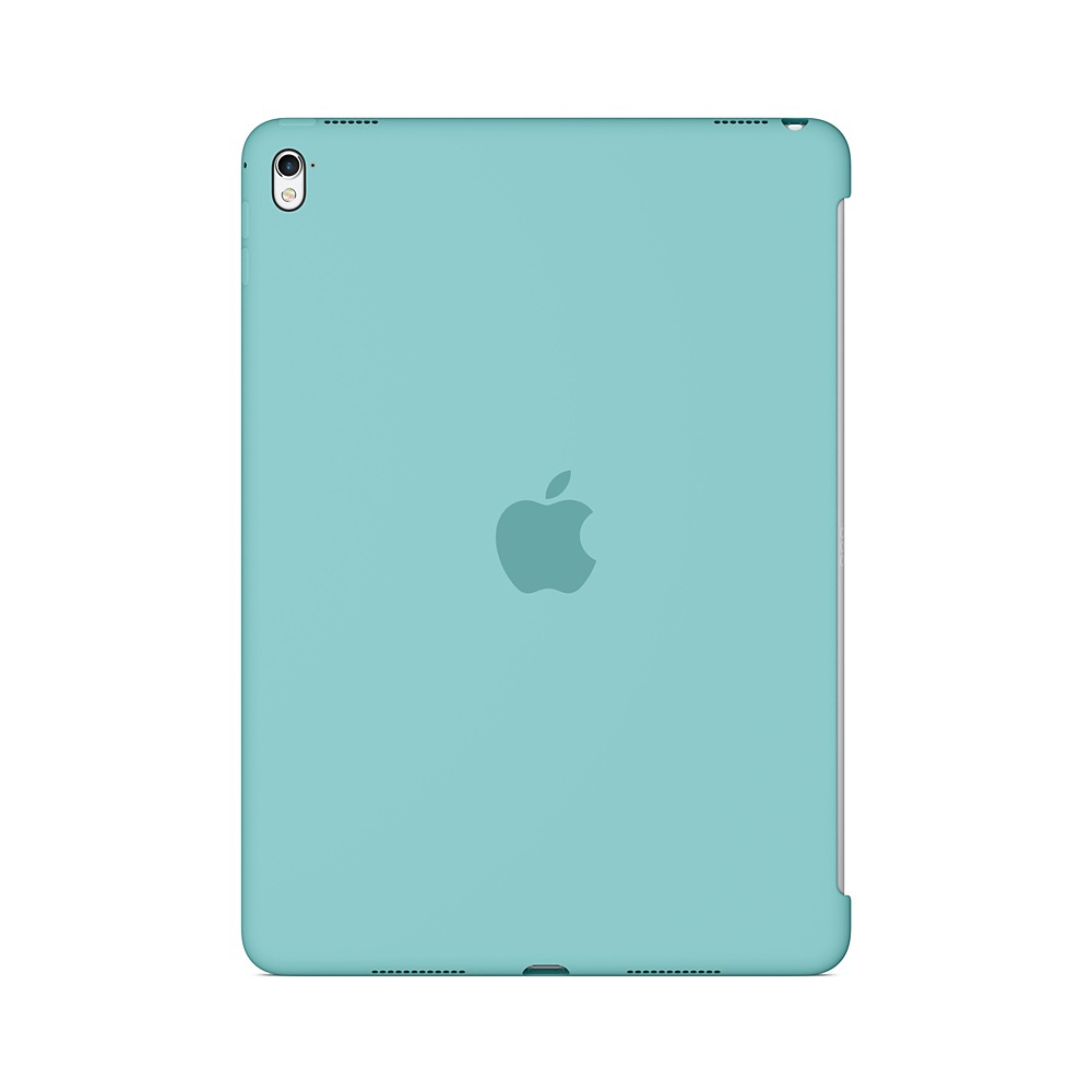 iPad mini 4 Silicone Case - Sea Blue