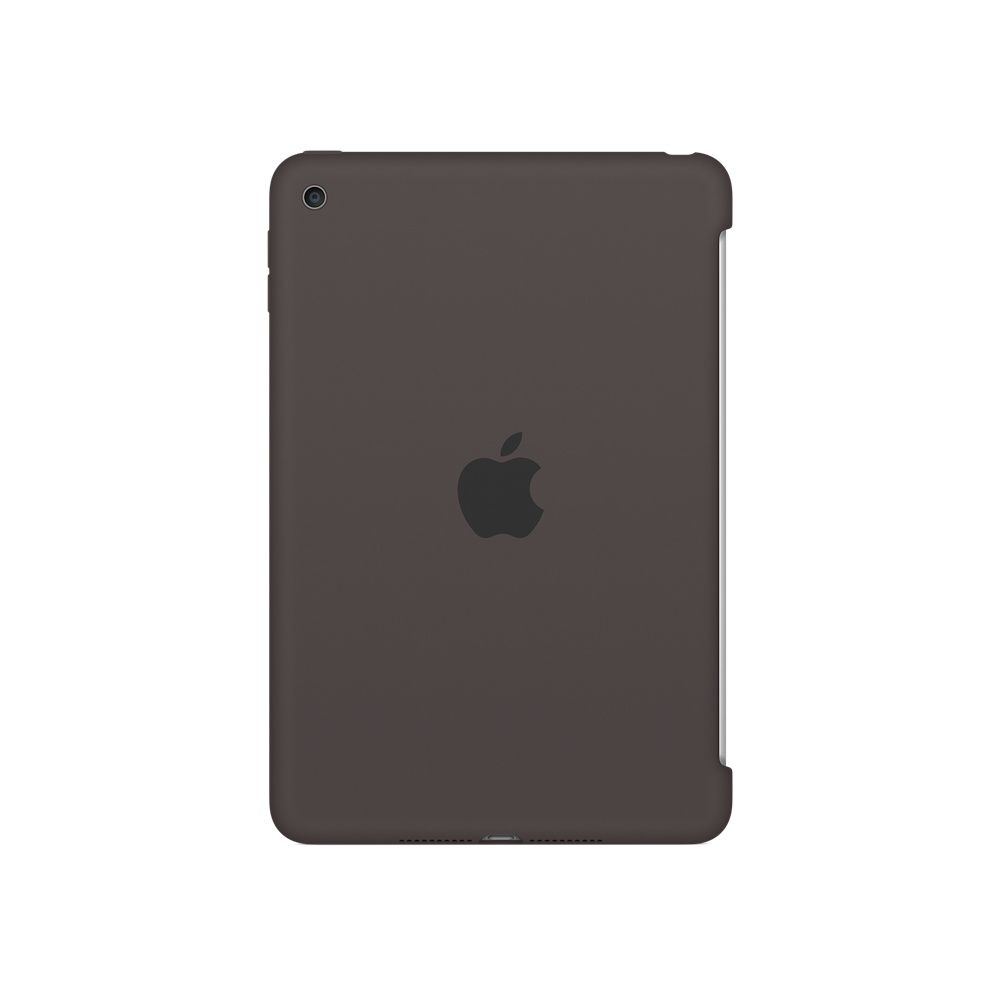 iPad mini 4 Silicone Case - Cocoa