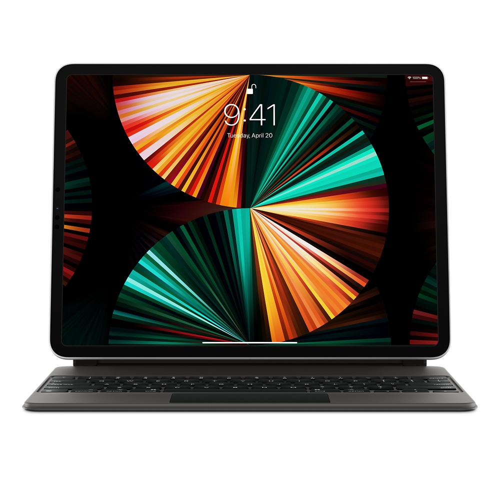 Magic Keyboard for 12.9''iPad Pro (5GEN) -SK-Black - MJQK3SL/A
