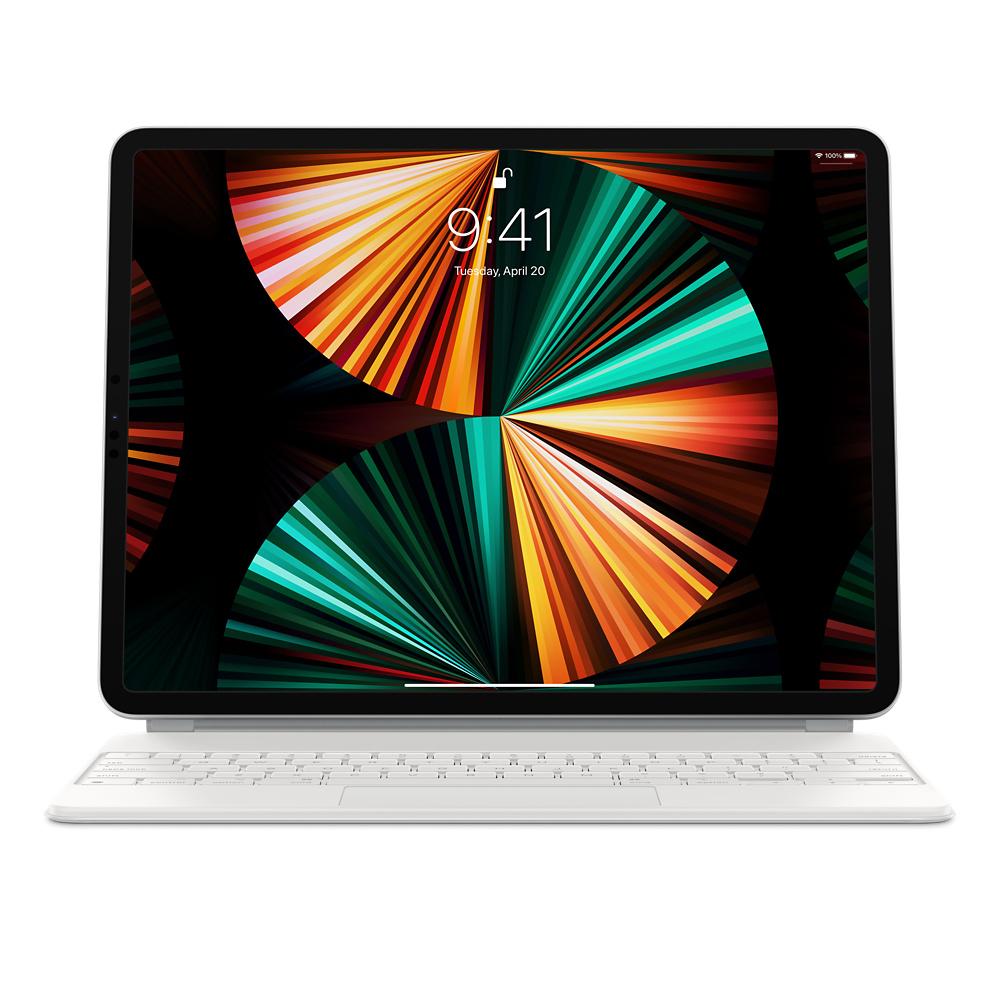 Magic Keyboard for 12.9''iPad Pro (5GEN) -CZ-White - MJQL3CZ/A