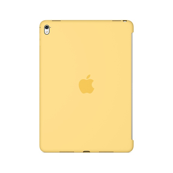 iPad Pro 9,7'' Silicone Case - Yellow
