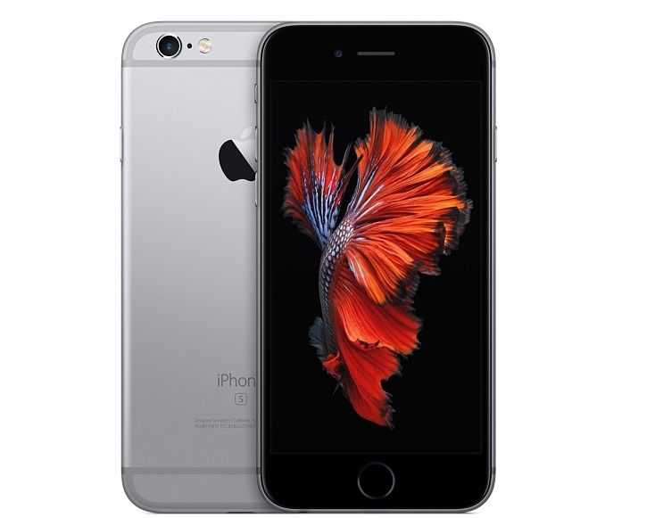 Apple iPhone 6s 128GB Space Grey (CZ Distribuce)