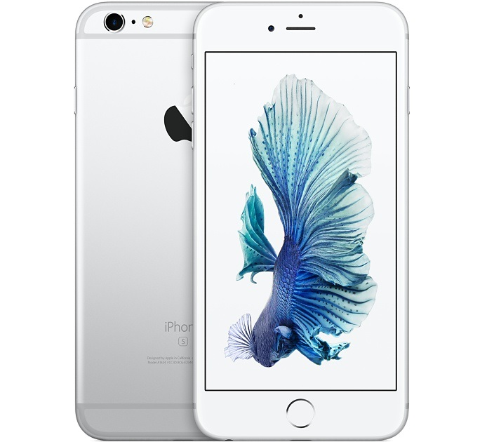 Apple iPhone 6s 128GB Silver (CZ Distribuce)