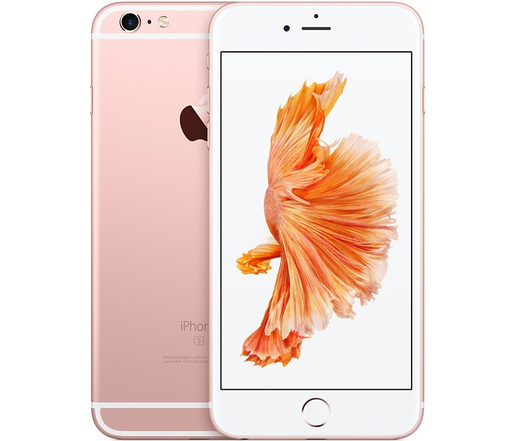 Apple iPhone 6s 128GB Rose Gold (CZ Distribuce)