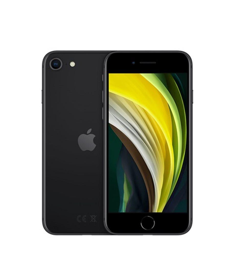 Apple iPhone SE 256GB Black / SK - MHGW3CN/A