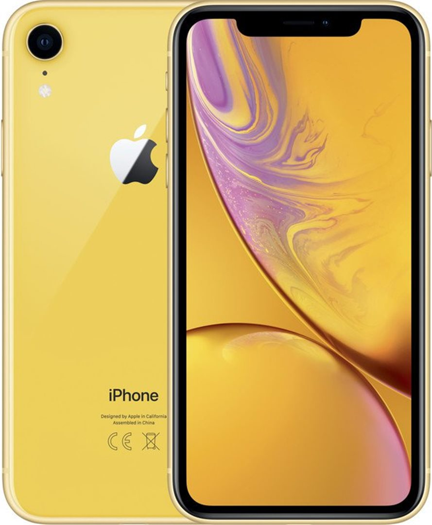 Apple iPhone XR 128GB Yellow - MH7P3CN/A