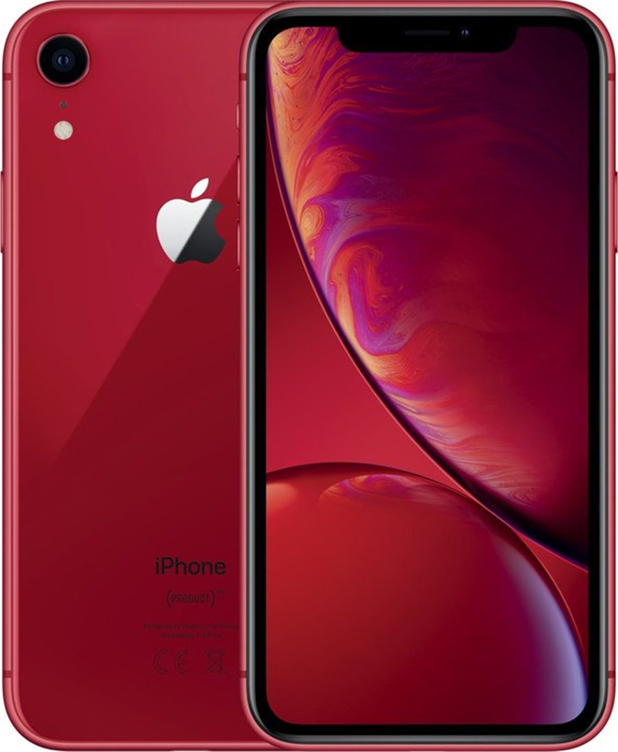 Apple iPhone XR 64GB Red / SK