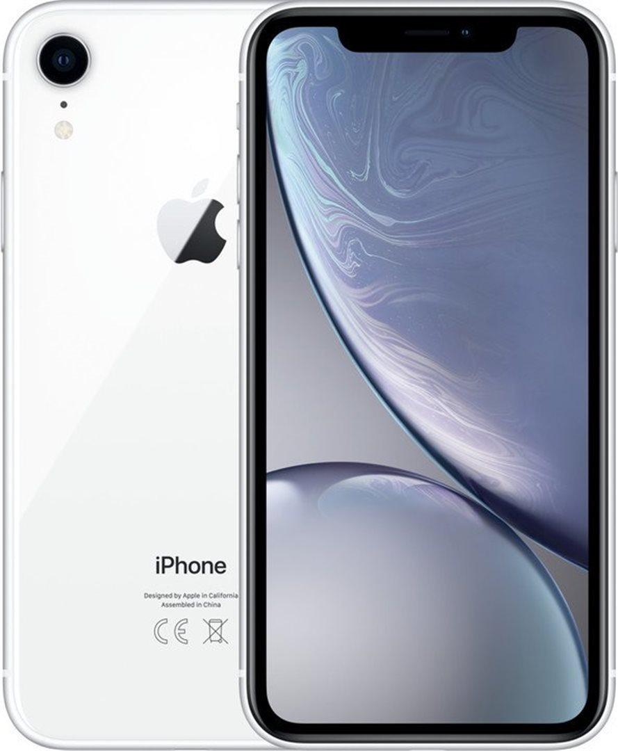 Apple iPhone XR 128GB White / SK